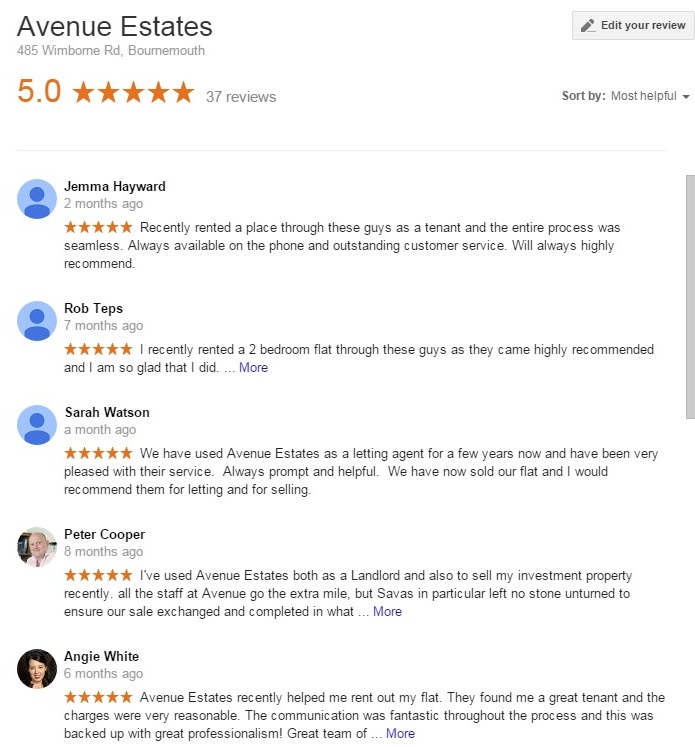 Reviews 5 Star